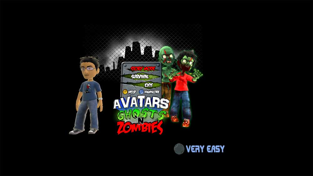 Image from Avatars, Ghosts'n Zombies