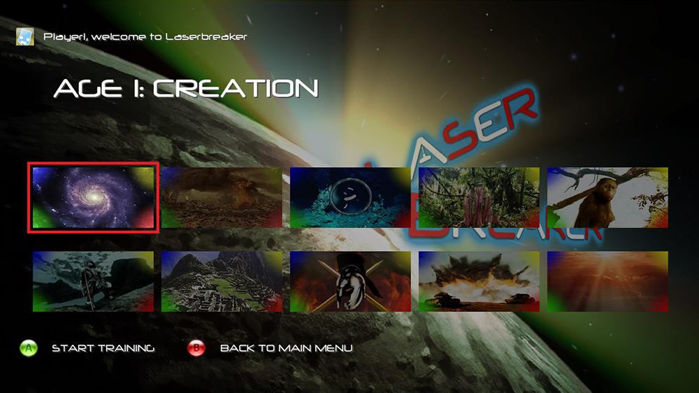 Image from Laserbreaker