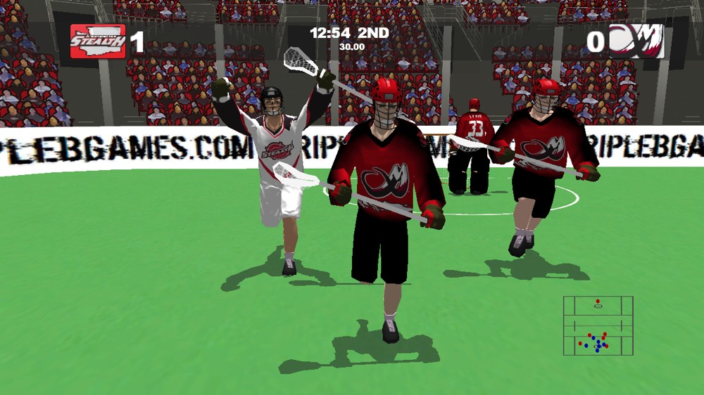 Image from NLL Lacrosse 2010