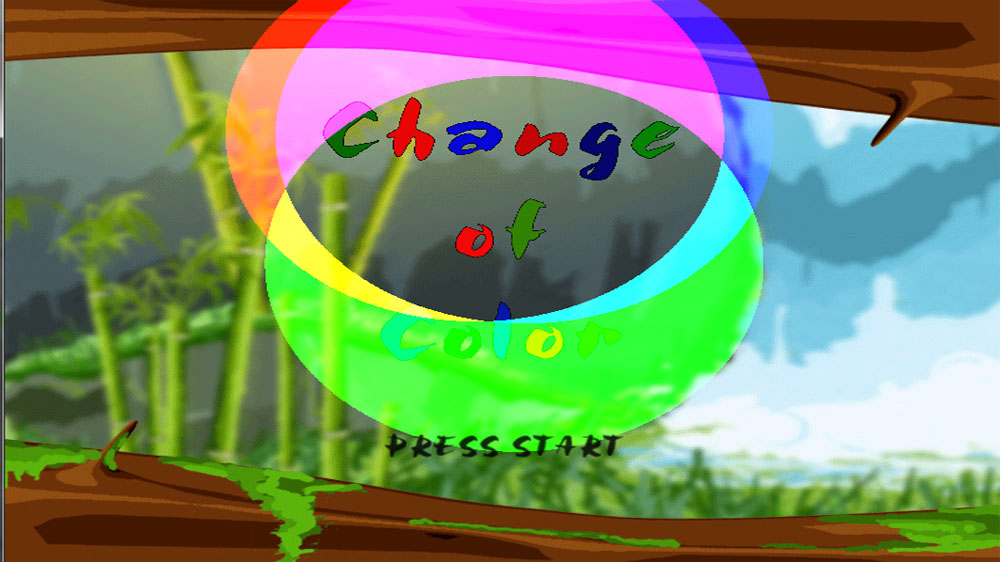 Image from Change of color