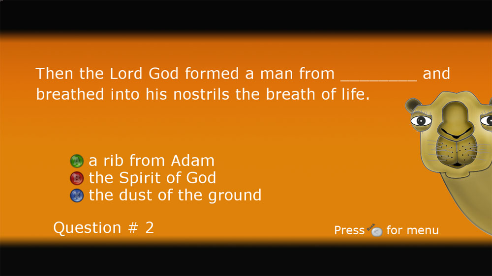Image from Bible Trivia