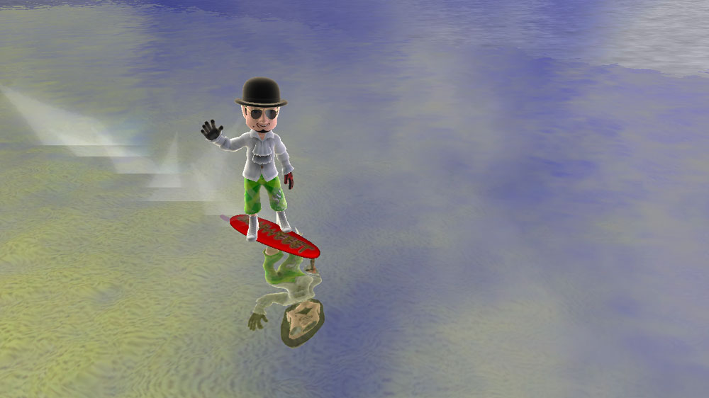 Image from Avatar Surfing Challenge