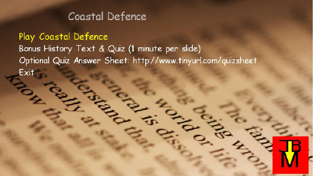 Image from Coastal Defence