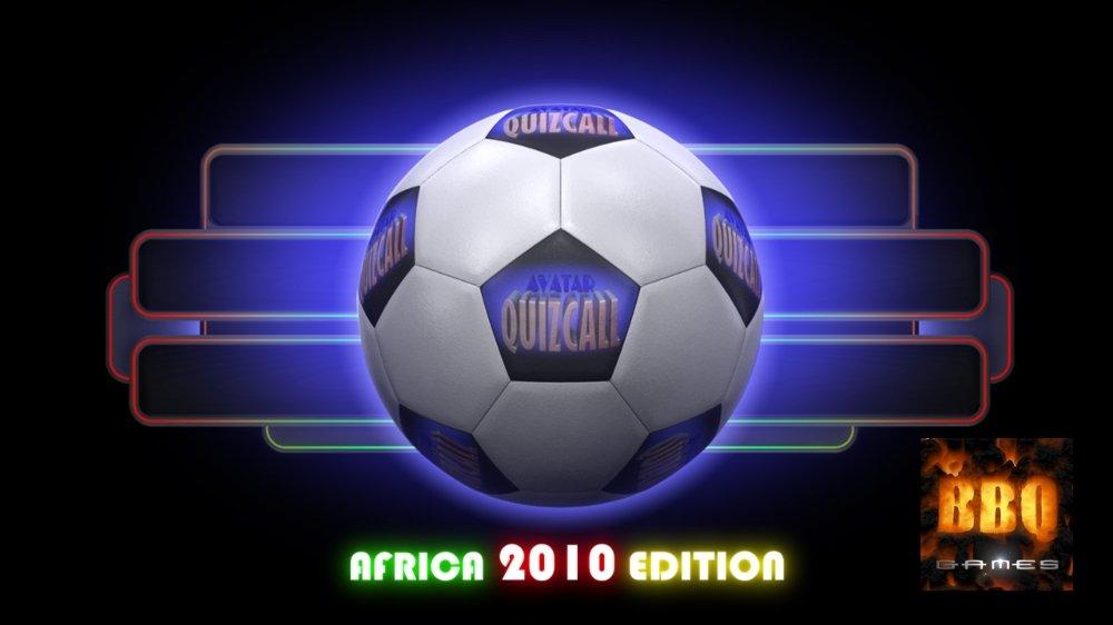 Bild von Avatar QuizCall - Africa 2010
