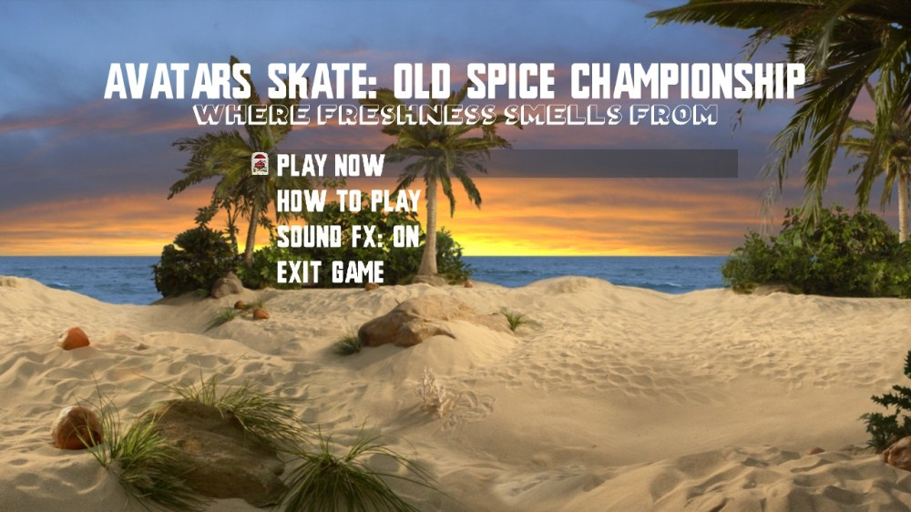 Image from Avatars Skate - Old Spice