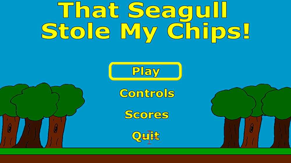 That Seagull Stole My Chips のイメージ
