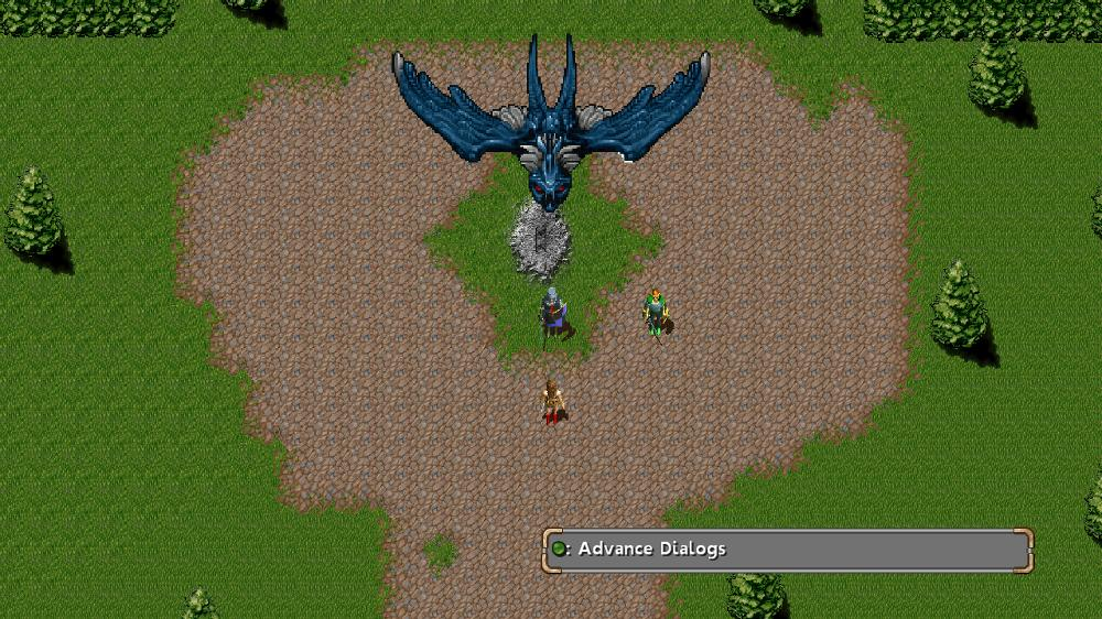 Image from Legend of the Rune Lords