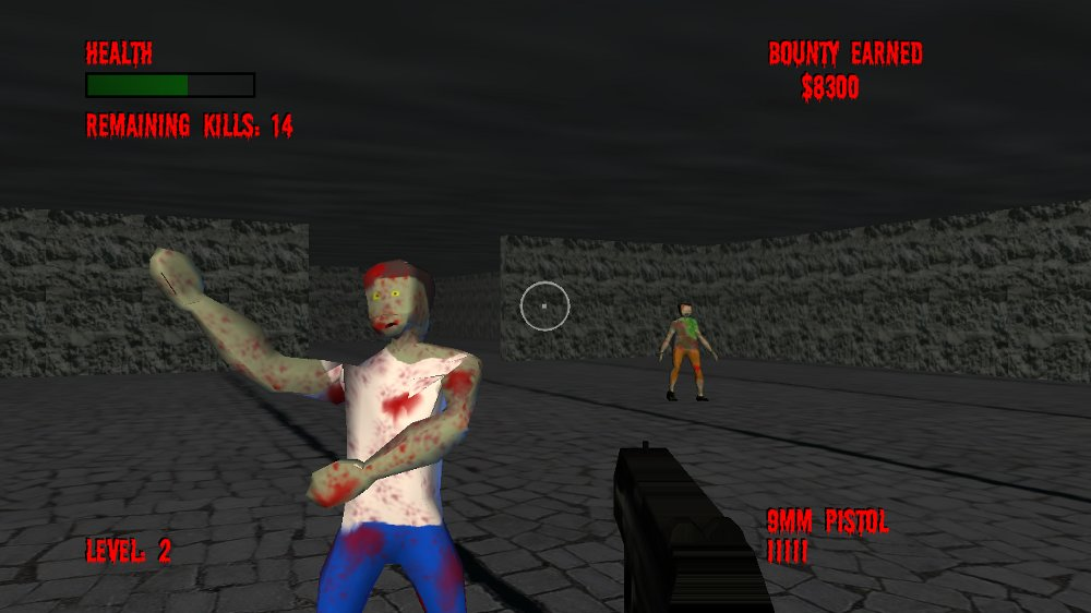 Image from Zombie Hunter