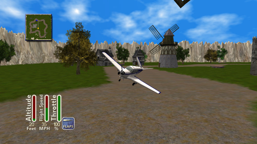 Image from RC Airplane Challenge