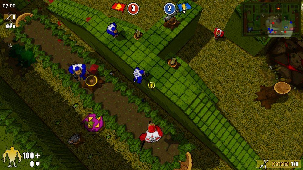 Image from Kong360: Gorilla Warfare