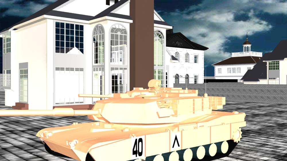 Image from Combat tanks