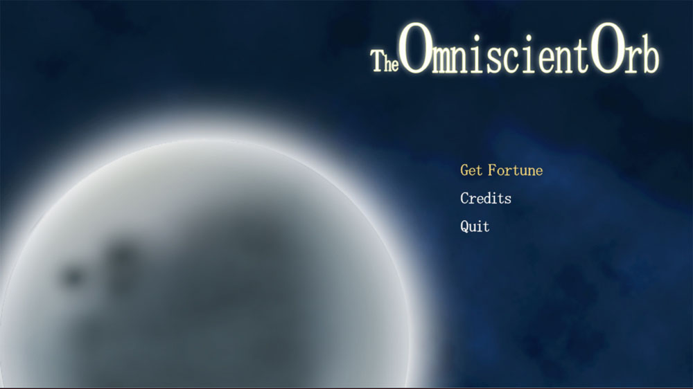 Image from The Omniscient Orb