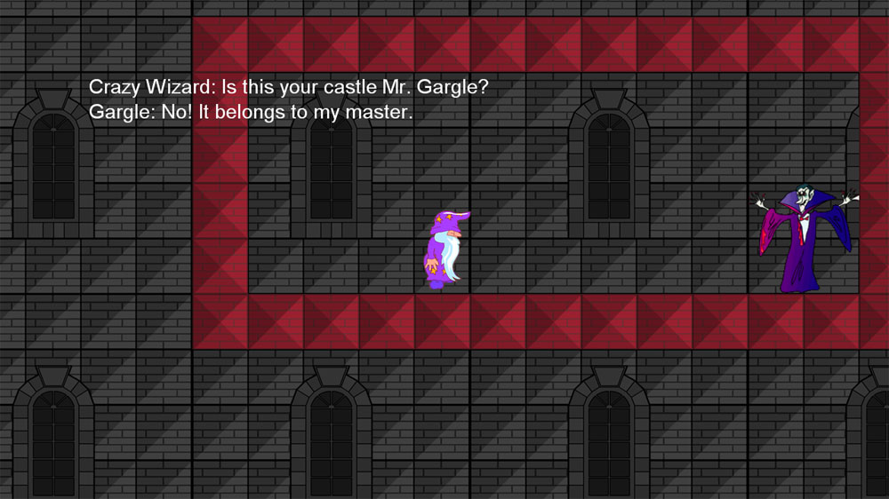 Image from Crazy Wizard in Creepy Castle