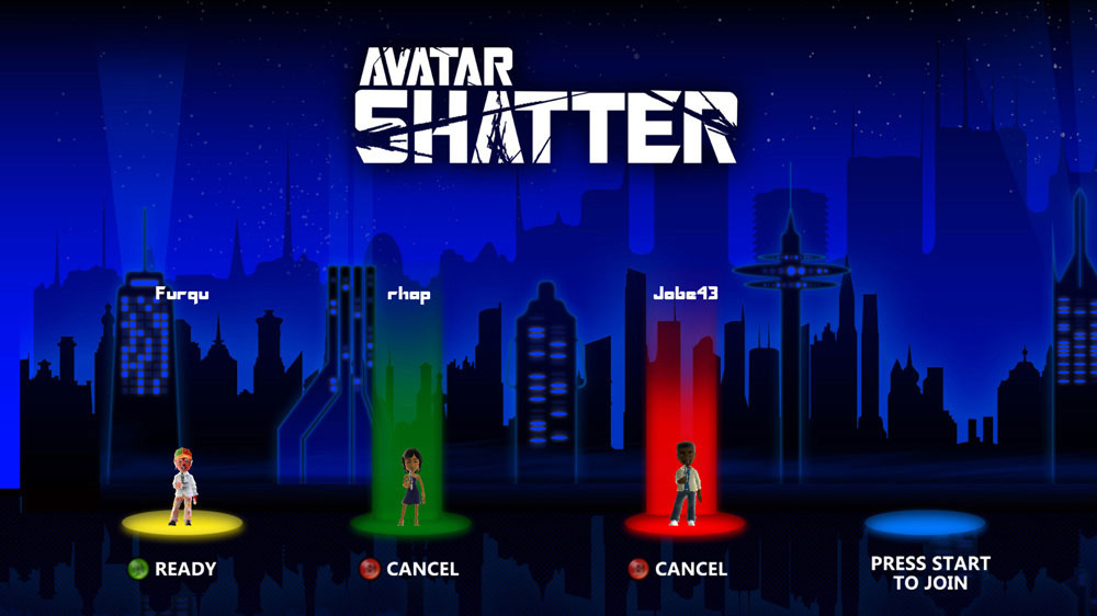 Image from Avatar Shatter