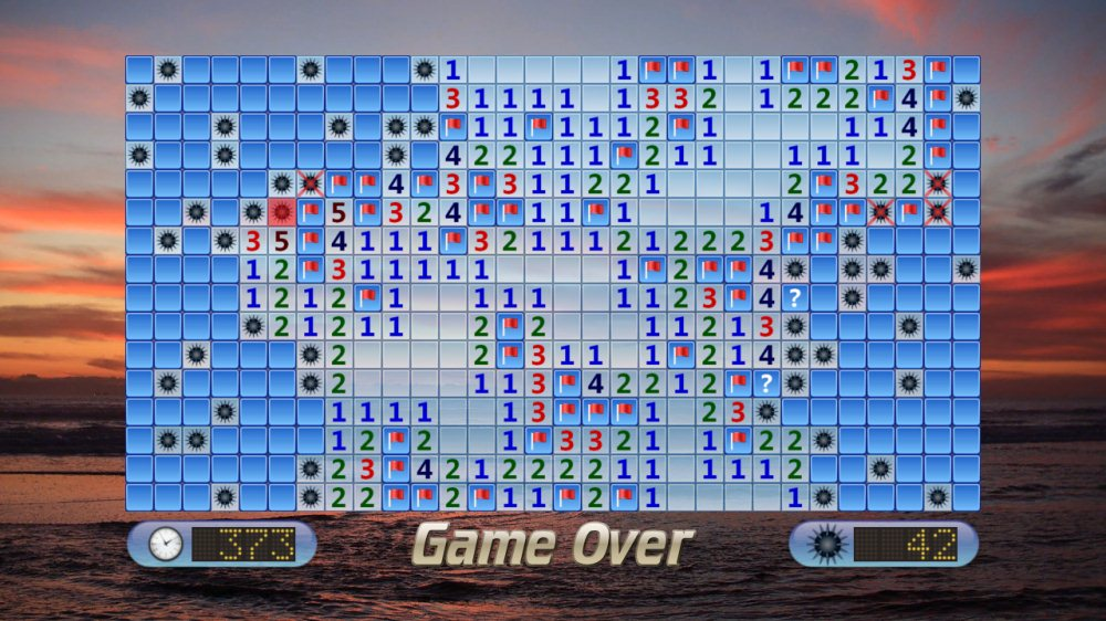 Image from Classic Minesweeper