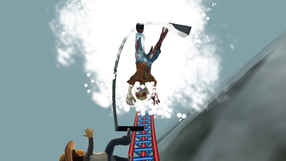 Image from Crazy Ride with Zombies