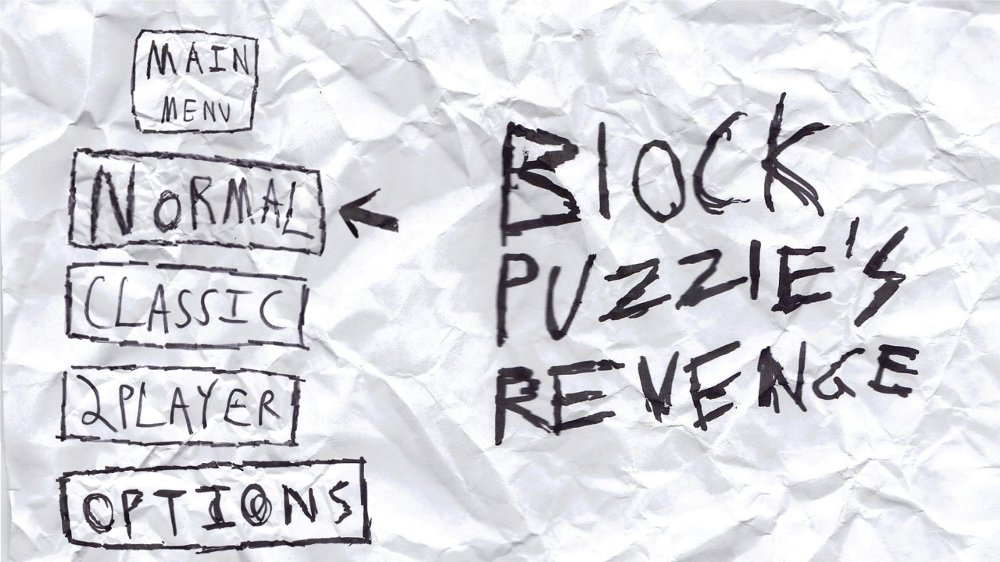 Image from Block Puzzle's Revenge