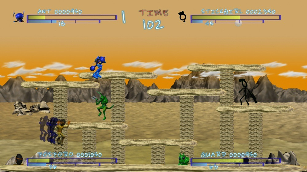 Image from Battle-SX
