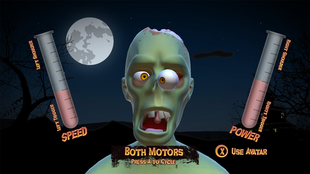 Image from Avatar Zombie Massager Extreme