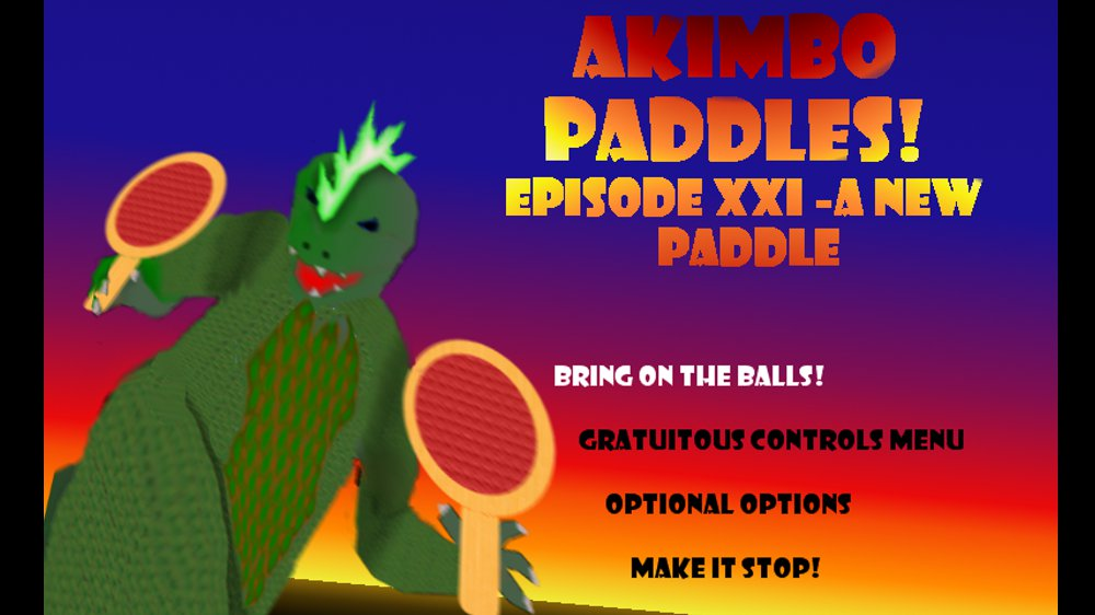 Image from Akimbo Paddles!