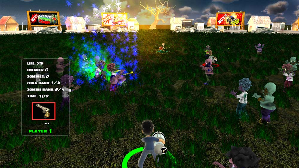 Image from When Zombies Meet Avatars