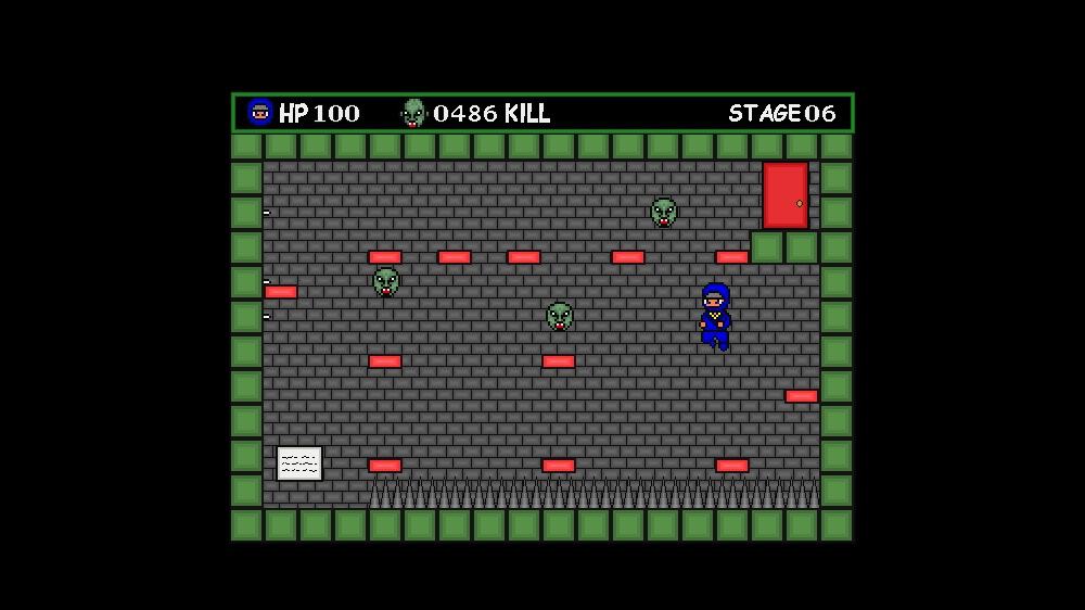 Image from Ninja VS. Zombie