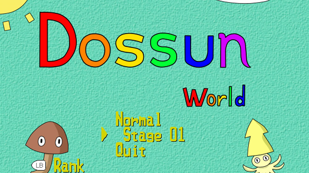 Dossun World のイメージ