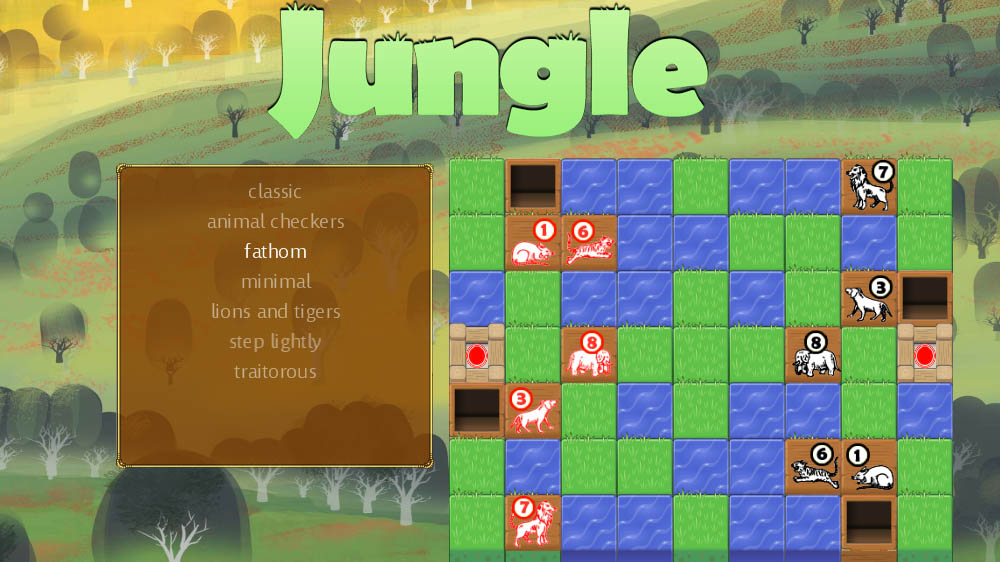 Image from Jungle (Animal Chess)