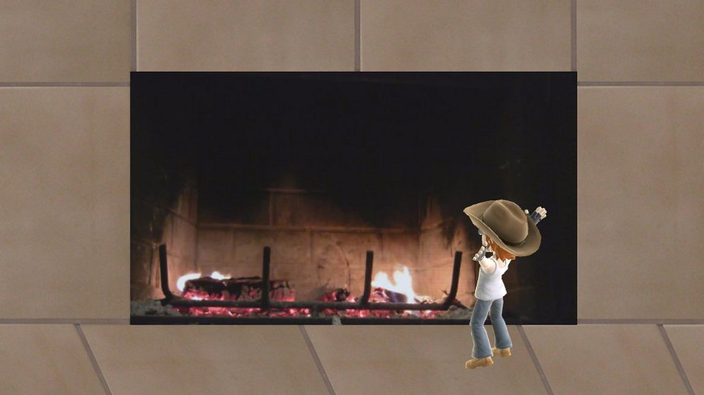Image from Virtual Fireplace