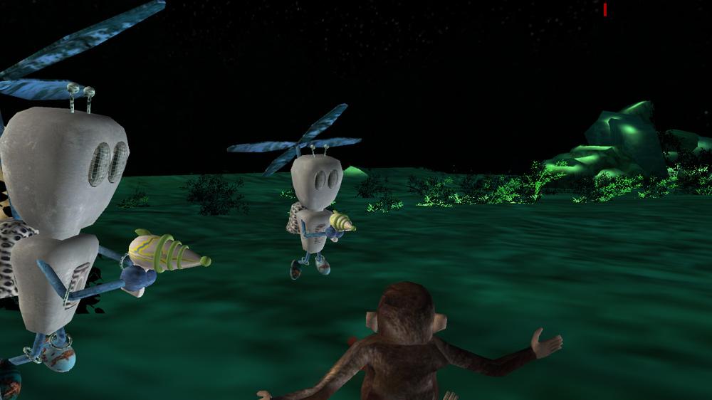 Image from Alpha Chimp : Episode 1