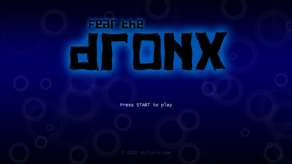 Image from Fear The Dronx