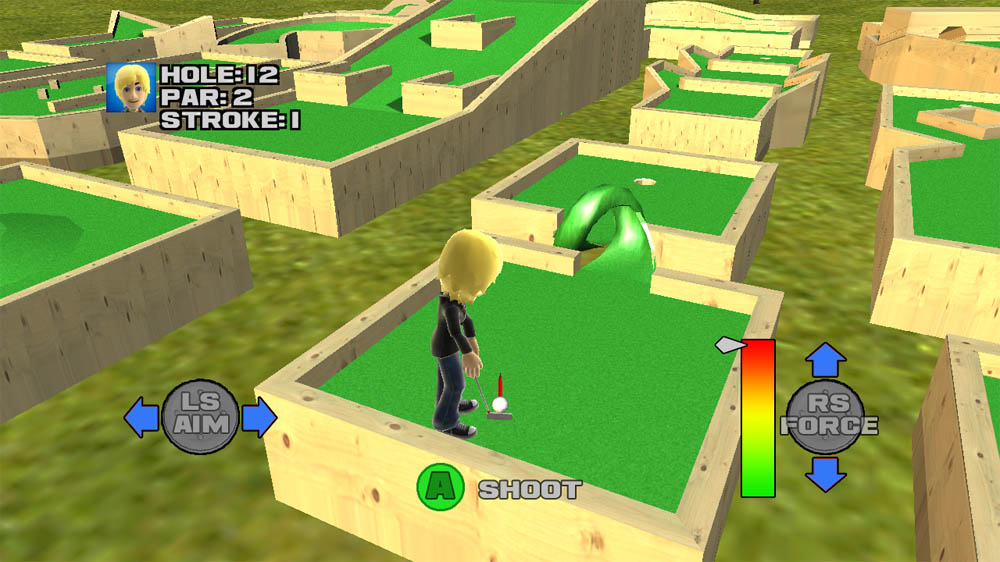 Image from Avatar Mini-Putt Challenge