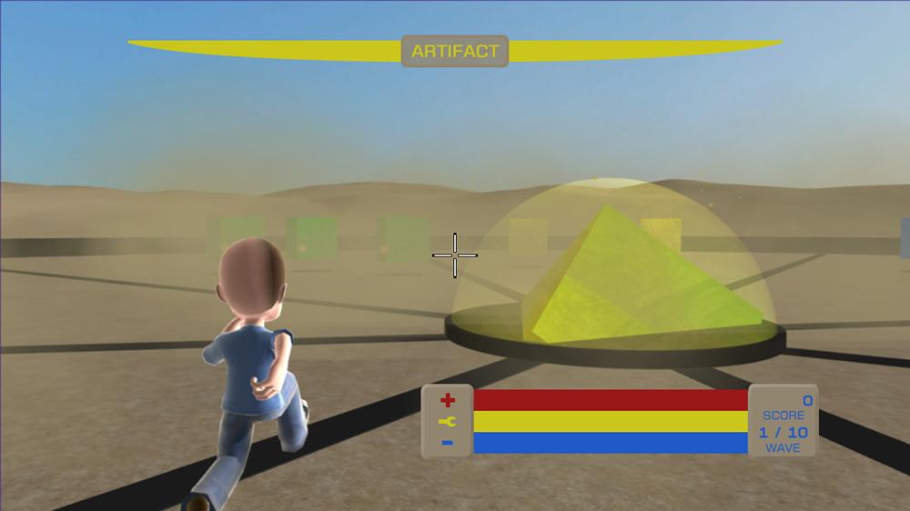 Bild från Avatarmageddon