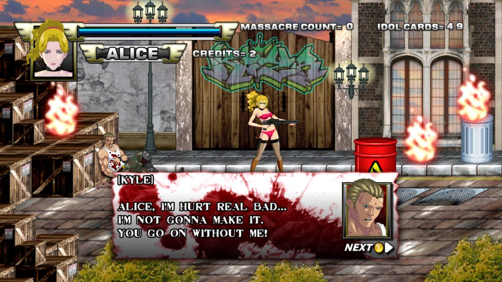 Image from THE ZOMBIE SHOTGUN MASSACRE 2