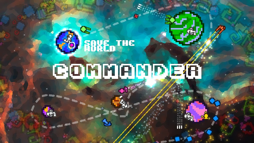Image from Commander - World 1