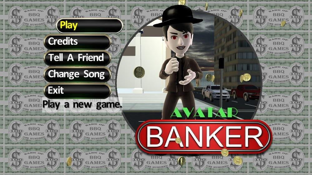 Image from Avatar Banker: Greed is Great