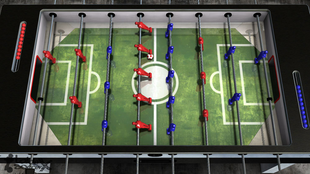 Image from Table Soccer X
