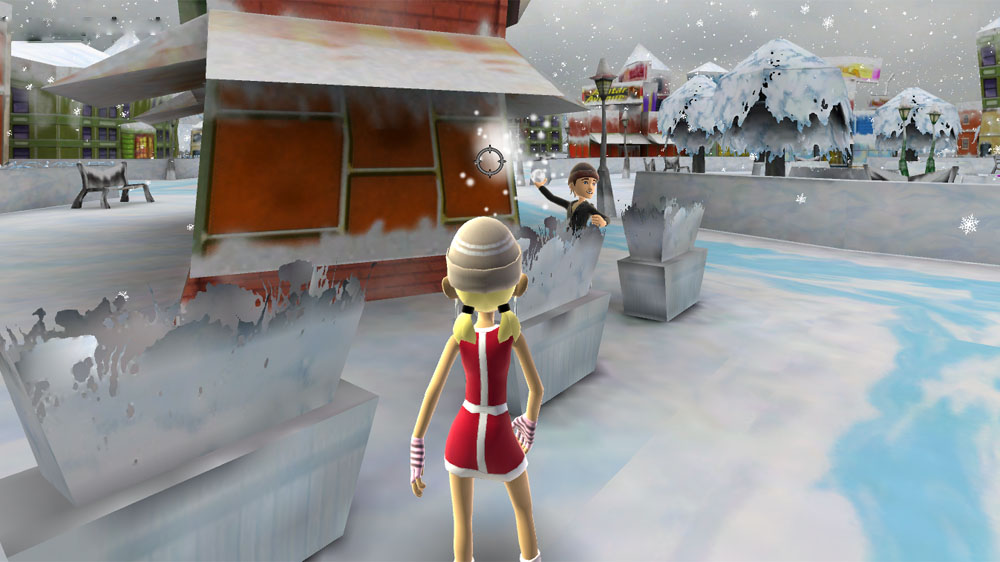 Image from Avatar Snowball Fight