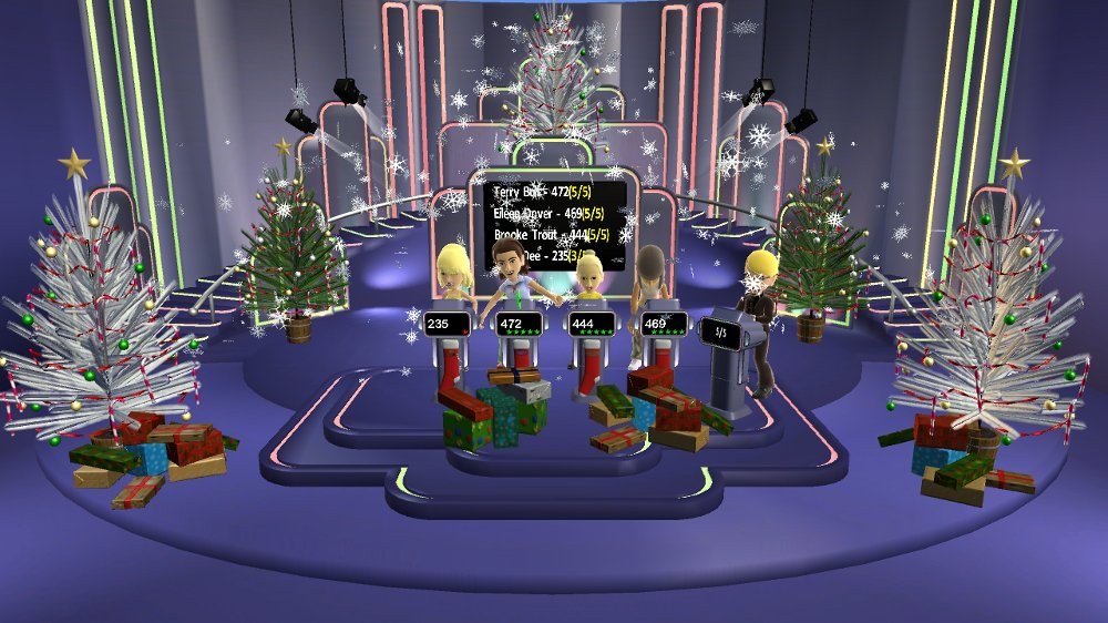 Image from Avatar QuizCall – Xmas Edition