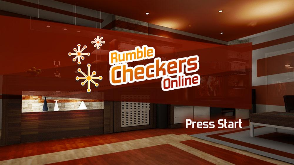 Image from Rumble Checkers Online