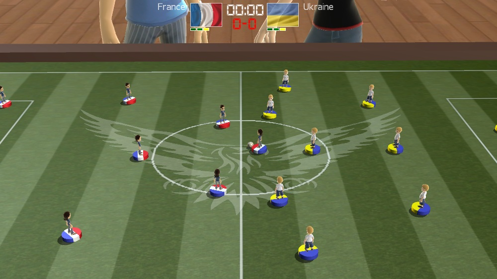 Image from Football Games Room