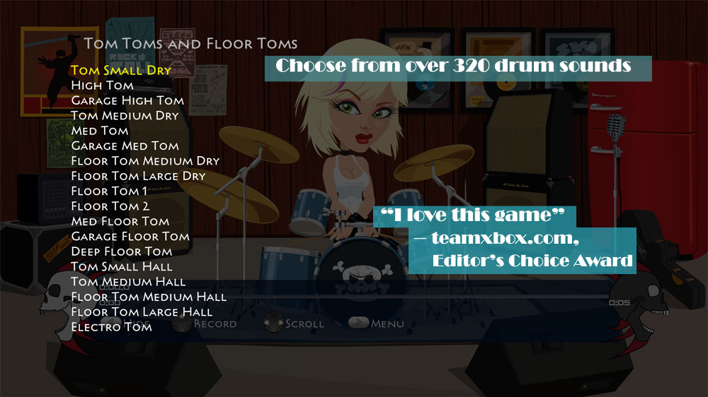 Imagen de Drum Studio: Platinum Edition