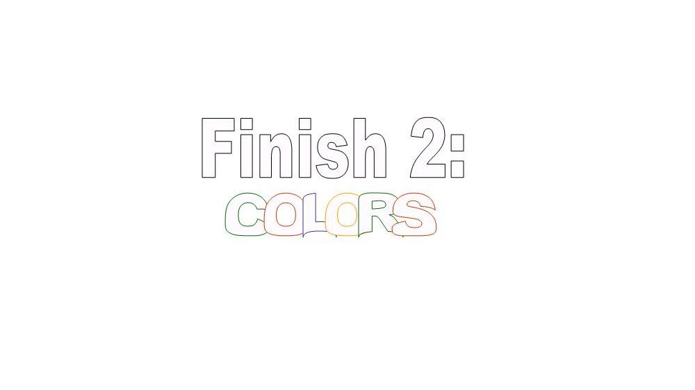 Image from Finish 2: Colors