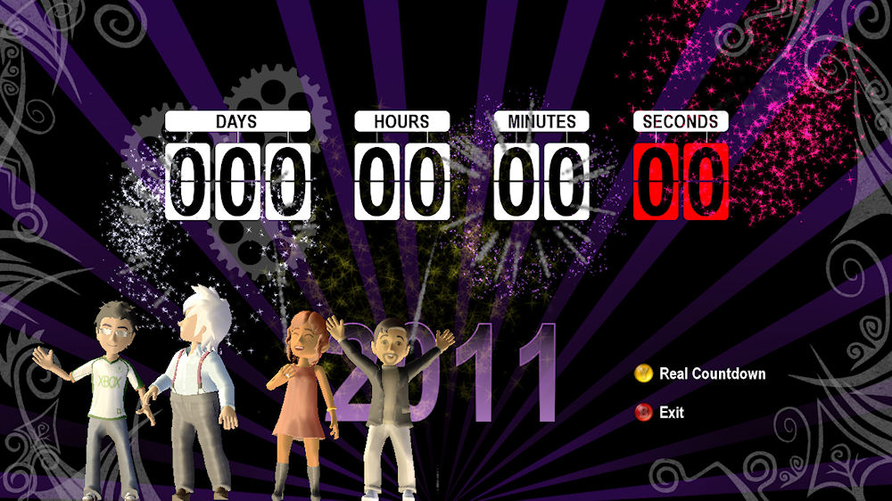 Image from New Year Countdown