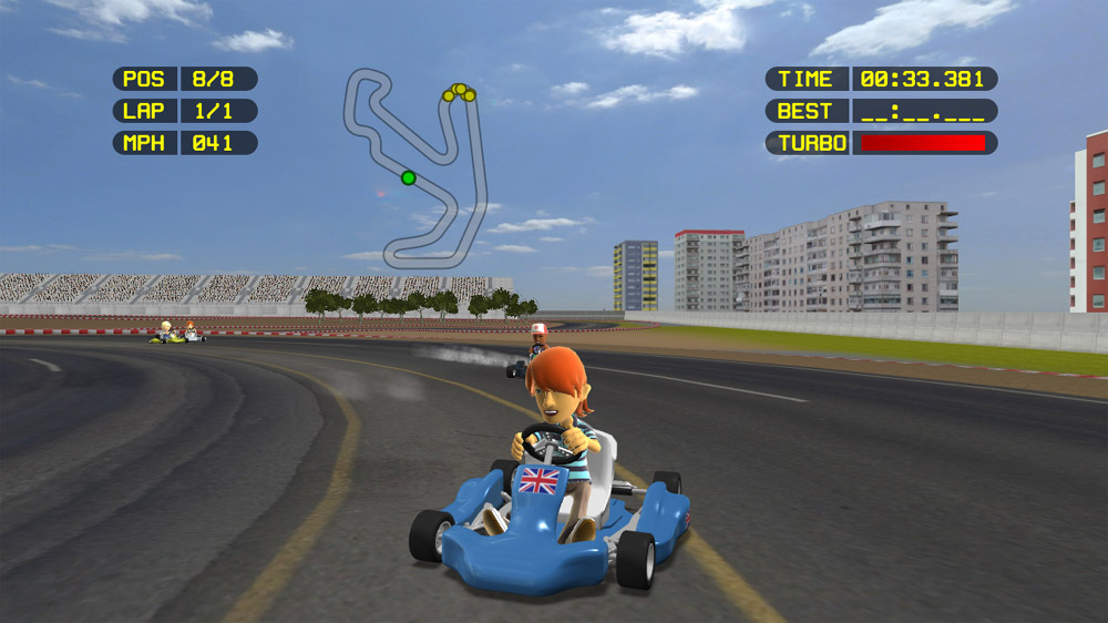 Image from Avatar Karting