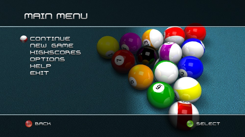 Image from Pixelbit Snooker & Pool