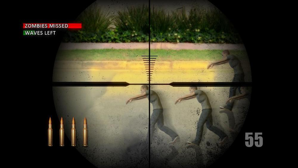 Image from Zombie Attack!