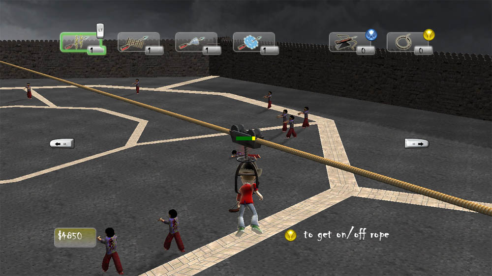 Image from Zombie Arena 2