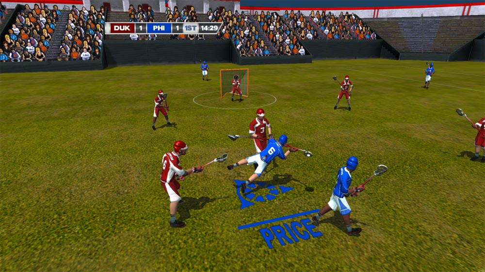 Image from College Lacrosse 2011