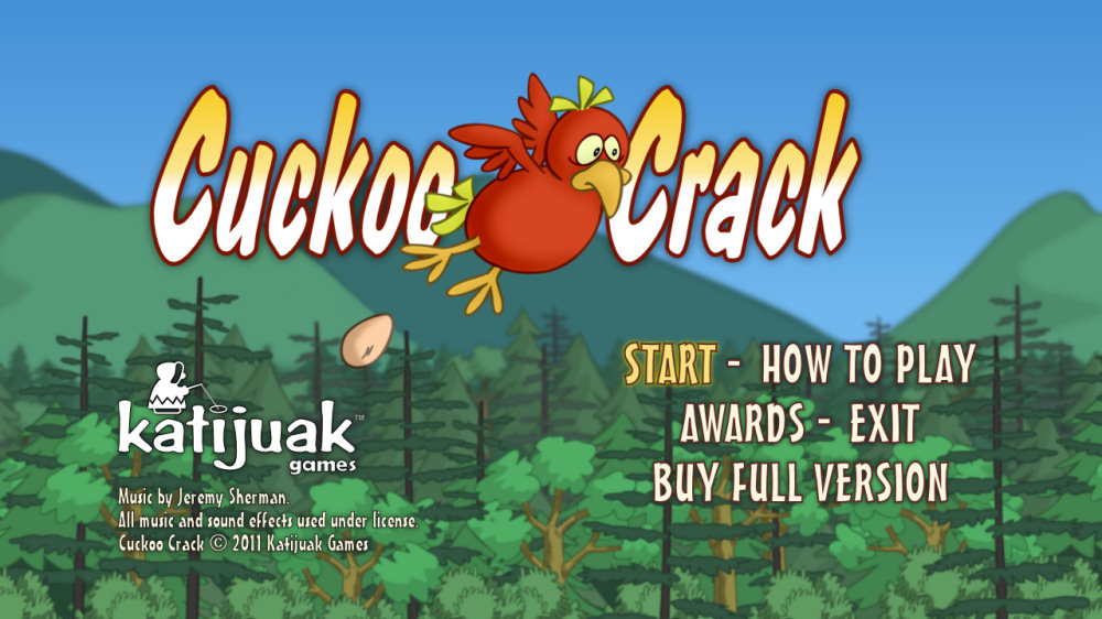 Image from Cuckoo Crack